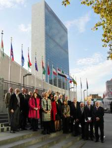 Ethics coalition UN